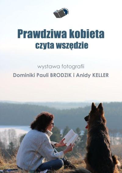 """""""Prawdziwa kobieta czyta wszędzie"""" - wystawa fotografii"""