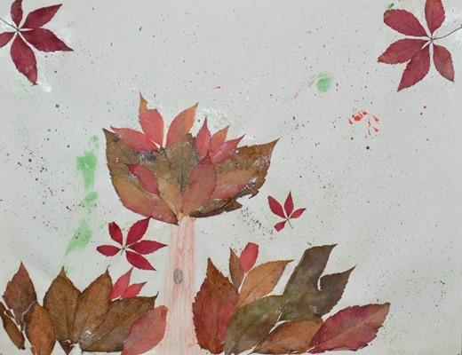 Wystawa: jesienne pejzaże