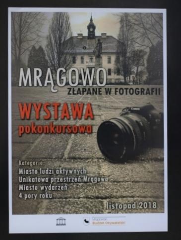 """""""Mrągowo złapane w fotografii"""" - wystawa"""