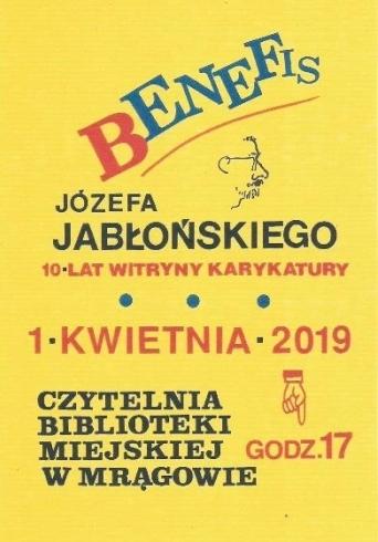 Benefis Józefa Jabłońskiego
