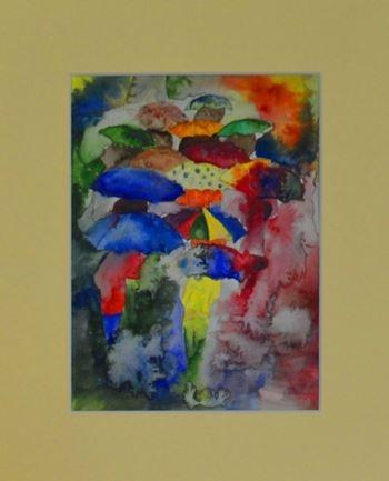 Wystawa malarstwa Julii Kochanowskiej