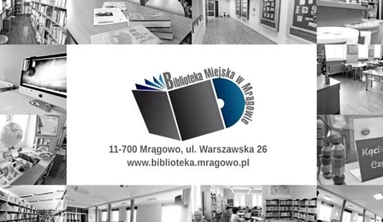 Biblioteka - wizytówka